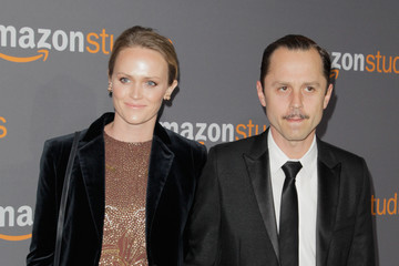 Giovanni Ribisi Amazon Studios Golden Globes Party - Arrivals