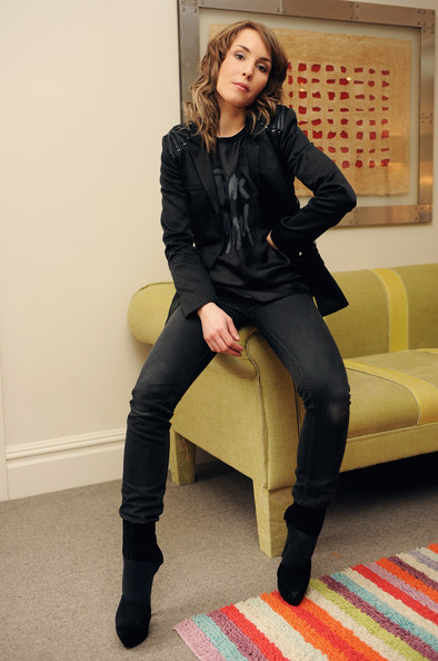 The Girl With The Dragon Tattoo - Photocall. In This Photo: Noomi Rapace