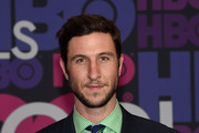 """Pablo Schreiber attends the """"Girls"""" season four series premiere at American Museum of Natural History on January 5, 2015 in New York City."""