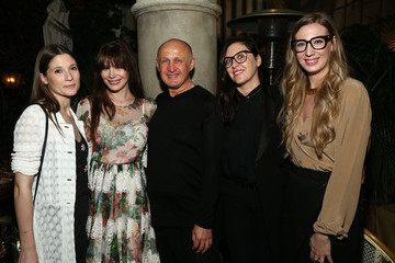 Gisella Marengo Casadei Dinner Hosted by Designer Cesare Casadei