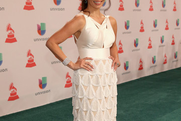 Giselle Blondet Heineken, The Official Beer Sponsor Of The Latin GRAMMY Awards, Celebrates The Biggest Night In Latin Music At The 15th Annual Latin GRAMMY Awards - Green Carpet