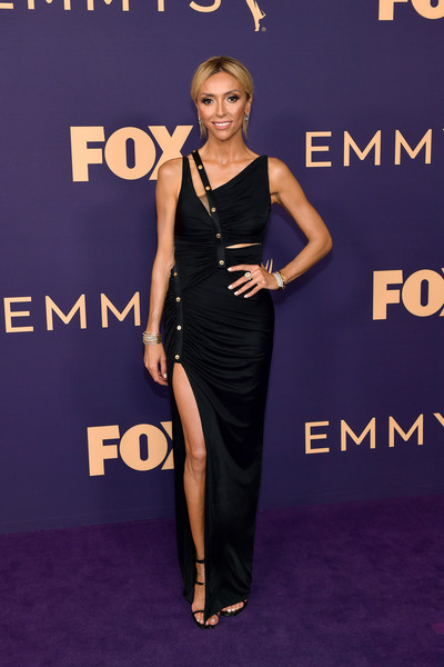 71st Emmy Awards - Arrivals [arrivals,emmy awards,microsoft theater,los angeles,california,giuliana rancic]