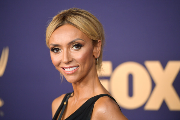 71st Emmy Awards - Arrivals [hair,face,facial expression,blond,hairstyle,eyebrow,beauty,smile,chin,cheek,arrivals,giuliana rancic,emmy awards,microsoft theater,los angeles,california]