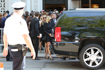 Giuliana Rancic Joan Rivers Memorial Service