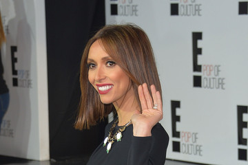 Giuliana Rancic E! Stars Gather in NYC