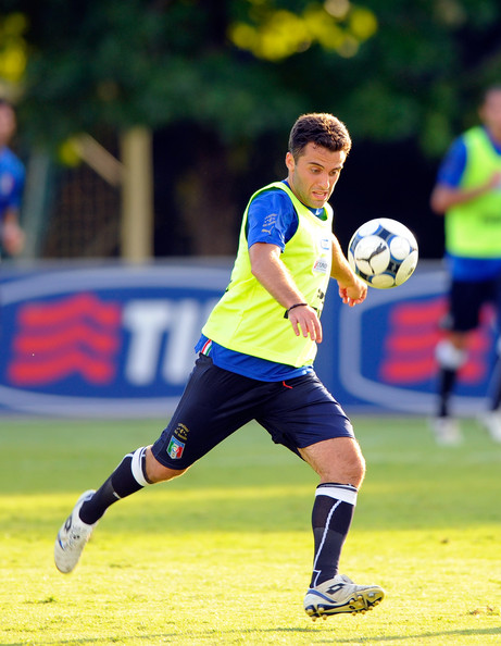Italy Training & Press Conference