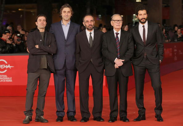 'Giuseppe Tornatore: Ogni Film Un'Opera Prima'  Press Conference - The 7th Rome Film Festival