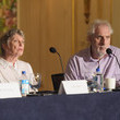 Phillip Noyce and Lois Lowry Photos