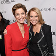 Katie Couric and Cindi Leive