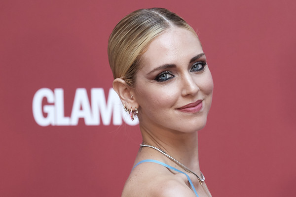 'Glamour' Dinner Honouring Chiara Ferragni In Madrid