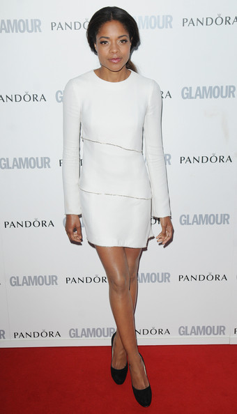 Naomie Harris attends Glamour Women Of The Year Awards  at Berkeley Square Gardens on June 7, 2011 in London, England.