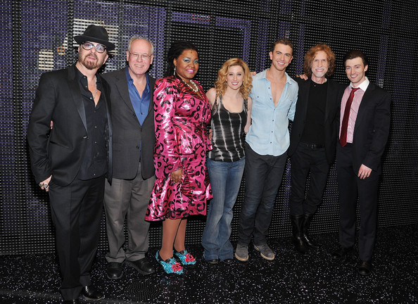 """Broadway's """"Ghost"""" Previews Opening Night"""