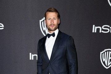 Glen Powell InStyle And Warner Bros. Golden Globes After Party 2019 - Arrivals