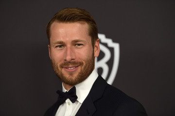 Glen Powell The 2019 InStyle And Warner Bros. 76th Annual Golden Globe Awards Post-Party - Red Carpet