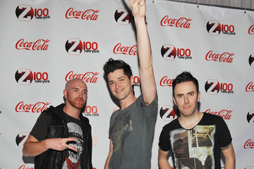Glen Power Z100 & Coca-Cola All Access Lounge At 2011 Jingle Ball