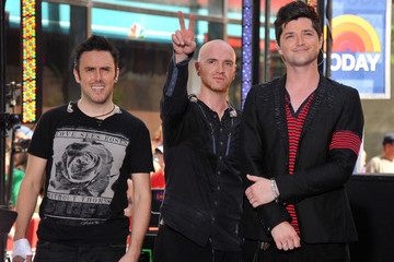 "Glen Power The Script Performs On NBC's ""Today"" - June 10, 2011"