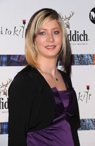 eve muirhead in glenfiddich presents dressed to kilt