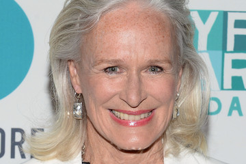 Glenn Close Arrivals at the Joyful Heart Foundation Gala
