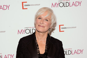 Glenn Close 'My Old Lady' New York Premiere