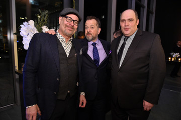 "Glenn Fleshler The Showtime Series Premiere Of ""Billions"" At The New York Museum Of Modern Art - After Party"