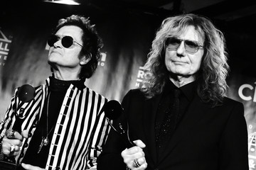 Glenn Hughes 31st Annual Rock and Roll Hall of Fame Induction Ceremony - Press Room
