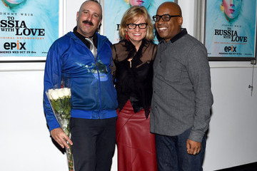 Glenn Ligon 'To Russia with Love' Launch Party