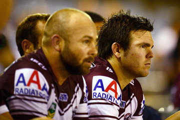 Glenn Stewart Sharks v Sea Eagles
