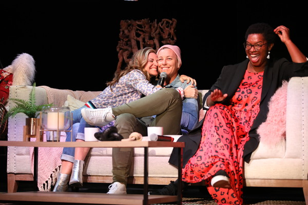Together Live - Royal Oak [heater,stage,drama,performance,performing arts,human,event,theatrical scenery,theatre,acting,live - royal oak,l-r,together live royal oak,royal oak,michigan,royal oak music theatre,glennon doyle,ashley c. ford,abby wambach]