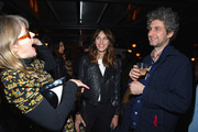 "(L-R) Tennessee Thomas, Alexa Chung, and Matthew Asti attend a screening of ""A Glimpse Inside The Mind Of Charles Swan III"" After Party at Hotel Chantelle on January 9, 2013 in New York City."