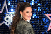 Kelly Brook attends The Global Awards 2019 at Eventim Apollo, Hammersmith on March 07, 2019 in London, England.