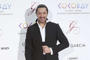 Rafael Amargo attends the Global Gift Gala 2017 at the Royal Teather on April 4, 2017 in Madrid, Spain.
