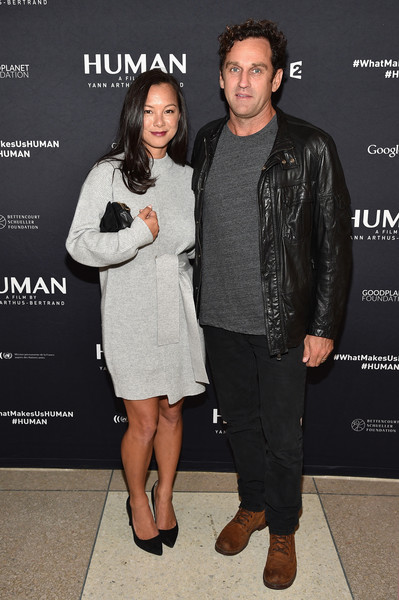 Global Screening of the 'Human' Film at the United Nations, General Assembly Hall - Arrivals
