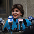 Gloria Allred Harvey Weinstein In Court For Arraignment Over New Indictment For Sexual Assault