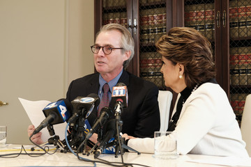 Gloria Allred Gloria Allred Holds Press Conference With Alleged Victim Of Redmond O'Neal