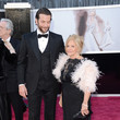 Gloria Cooper Red Carpet Arrivals at the Oscars