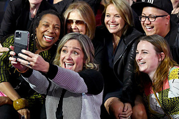 Gloria Steinem Gabby Rivera 2020 Getty Entertainment - Social Ready Content