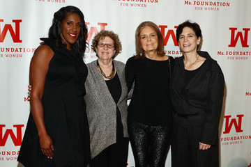 Gloria Steinem Ms. Foundation 30th Annual Gloria Awards And After Party - Inside