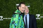 Jordan Roth and Richie Jackson attend God's Love We Deliver, Golden Heart Awards on October 21, 2019 in New York City.