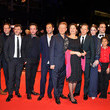 Godehard Giese 'Transit' Premiere - 68th Berlinale International Film Festival