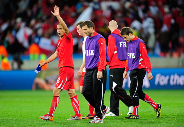 Chile v Switzerland: Group H - 2010 FIFA World Cup