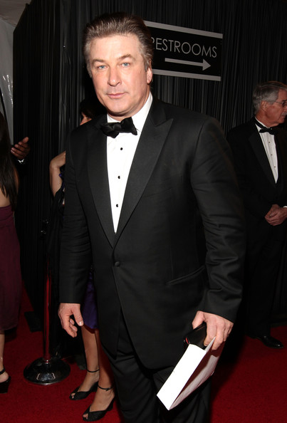 Actor Alec Baldwin arrives at NBCUniversal/Focus Features Golden Globes Viewing and After Party sponsored by Chrysler held at The Beverly Hilton hotel on January 16, 2011 in Beverly Hills, California.