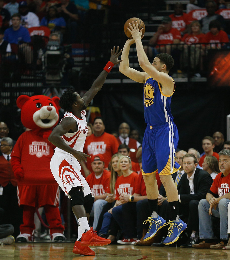 Rockets And The Warriors Game: Patrick Beverley Photos Photos