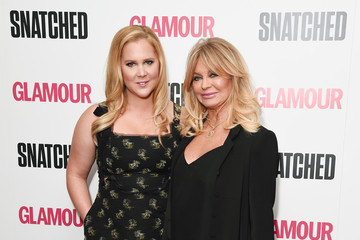 Goldie Hawn Amy Schumer 'Snatched' Special Screening