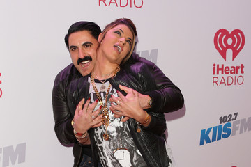 Golnesa Gharachedaghi KIIS FM's Jingle Ball 2013 Presented By T-Mobile In Partnership With Samsung - Backstage