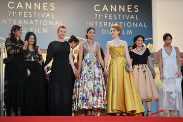Golshifteh Farahani 'Girls Of The Sun (Les Filles Du Soleil)' Red Carpet Arrivals - The 71st Annual Cannes Film Festival