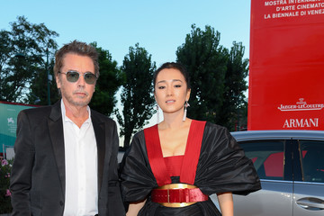 Gong Li Lexus At The 76th Venice Film Festival - Day 8