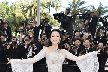 Gong Li 'Cafe Society' & Opening Gala - Red Carpet Arrivals - The 69th Annual Cannes Film Festival