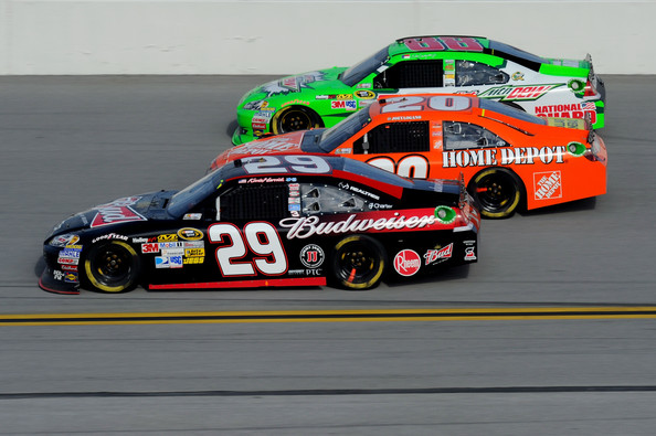 Dale Earnhardt Jr  in Good Sam Roadside Assistance 500 - Zimbio