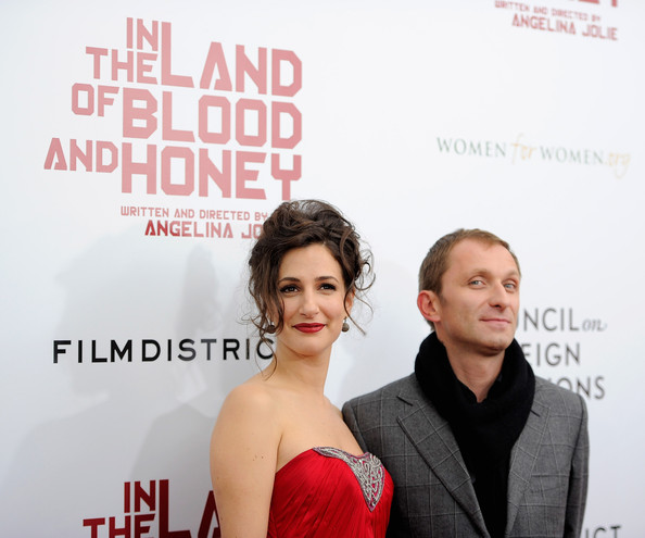 """In The Land Of Blood And Honey"" New York Premiere - Outside Arrivals"