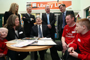 Ed Balls and Alan Johnson Photos Photo